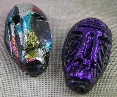 masks 768608 Krafty Lady molds save a reluctant jeweller..