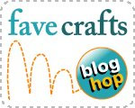 favecrafts blog hop logo From Frank to Michelle and from 2D to 3D
