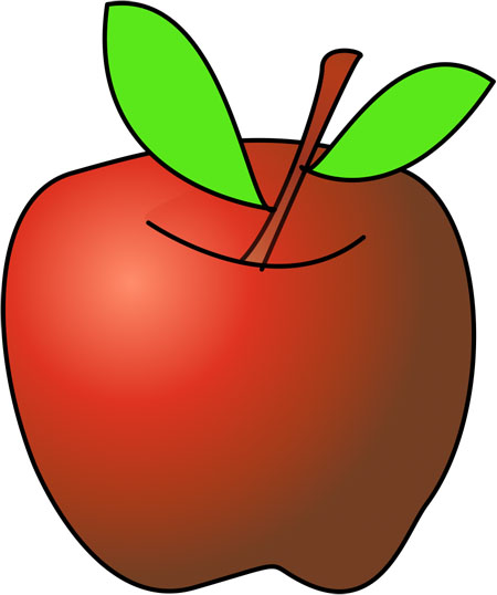 apple inkpad1 An apple a day   Inkpad on the iPad   Day 9