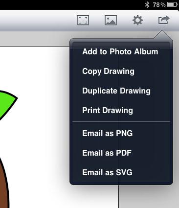 inkpad features ipad 1 An apple a day   Inkpad on the iPad   Day 9