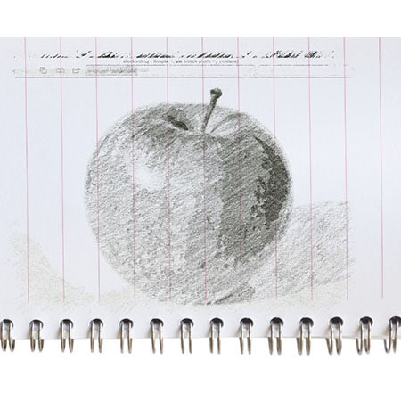 pencilsketch apple51 An apple a day   Pencil Sketch HD Lite   Day 2