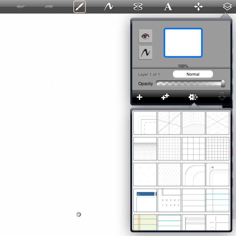 sketchbookpro layers templates An apple a day   Day 1   Sketchbook Pro