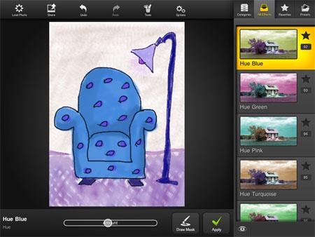 photostudio recolouring Recoloring a sketch using PhotoStudio