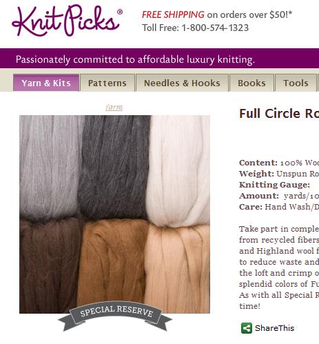 knitpix wool roving Stuffing dark amigurumi animals