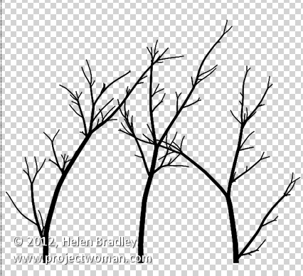 fractal trees with context free art 8 Way Too Cool    Make your own fractal trees