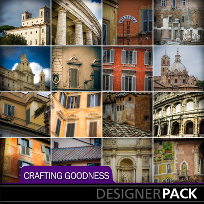 Web THUMB Italy in photos for digi scrapbooking