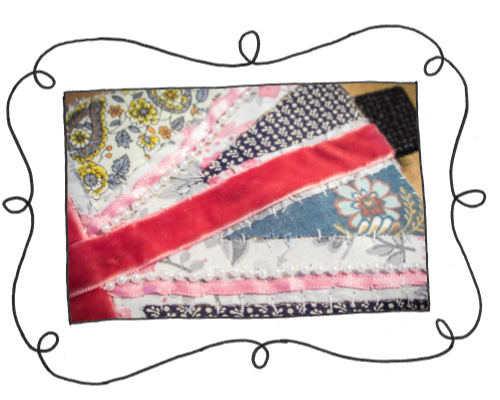 union jack embroidered pouch 2 Union Jack embroidered pouch