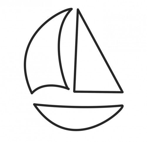 sailboat template e1384787637561 Mini embroidery   sail boat