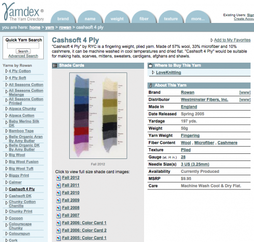Screen Shot 2015 01 17 at 6.27.52 PM e1421608016959 What to do when your yarn is discontinued