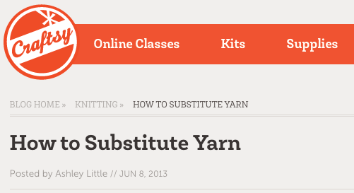 Screen Shot 2015 01 18 at 10.42.04 AM1 What to do when your yarn is discontinued